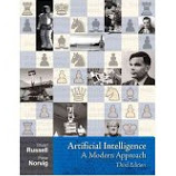 Artificial Intelligence: A Modern Approach book