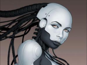 Woman Cyborg
