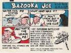 Bazooka-joe comic