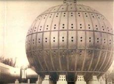 1920s hyperbaric chamber