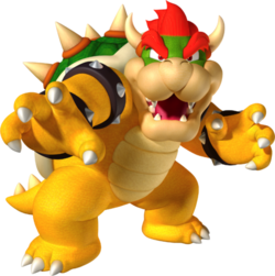 Bowser  - Super Mario Bros