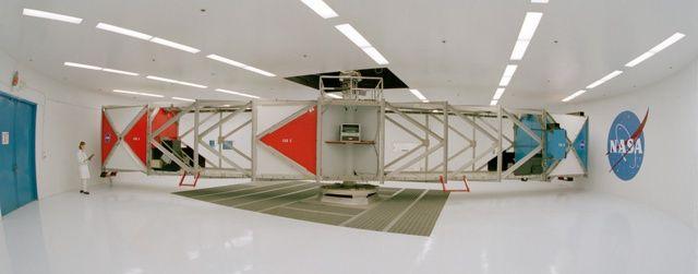 NASA g-force centrifuge