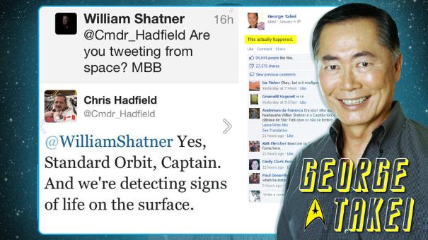Hadfield tweets starfleet 3