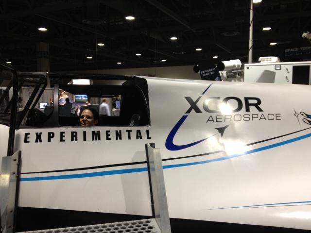 XCOR Lynx model