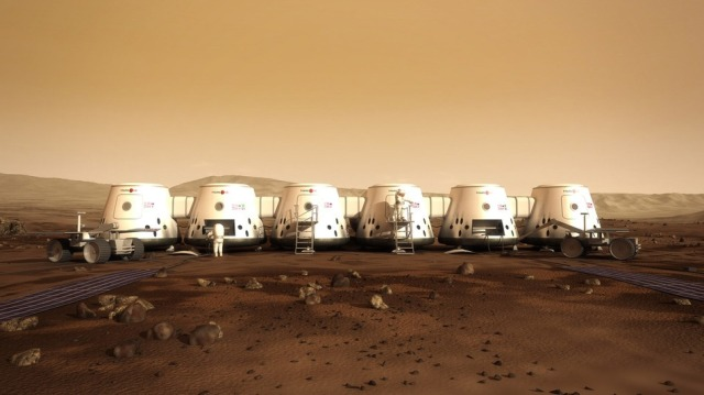 Source: Mars One