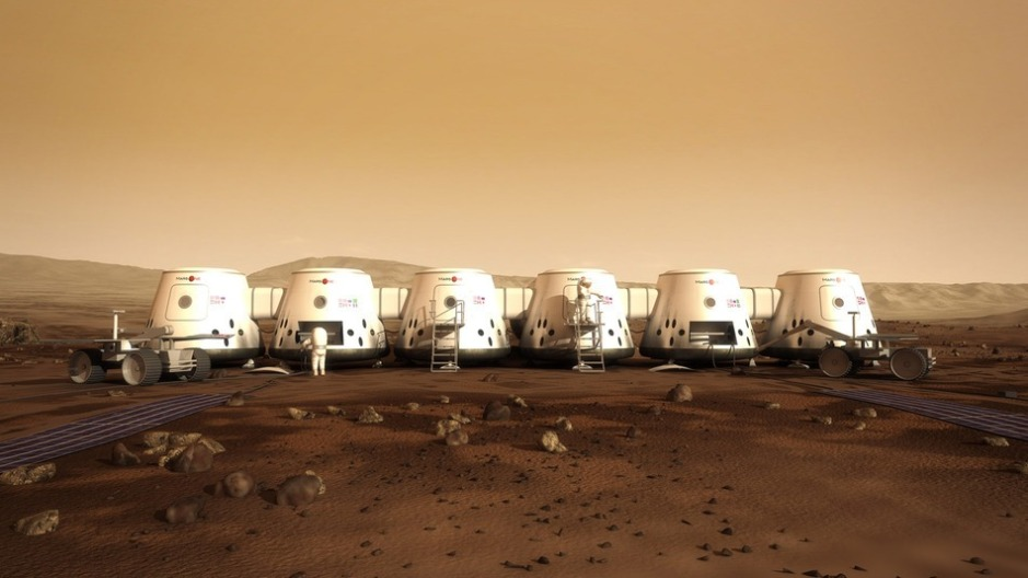 Source: Mars One