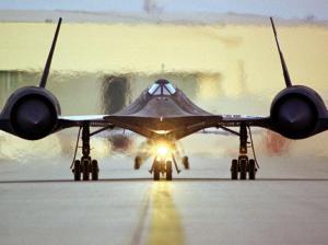 SR-71 Blackbird Source: iliketowastemytime.com